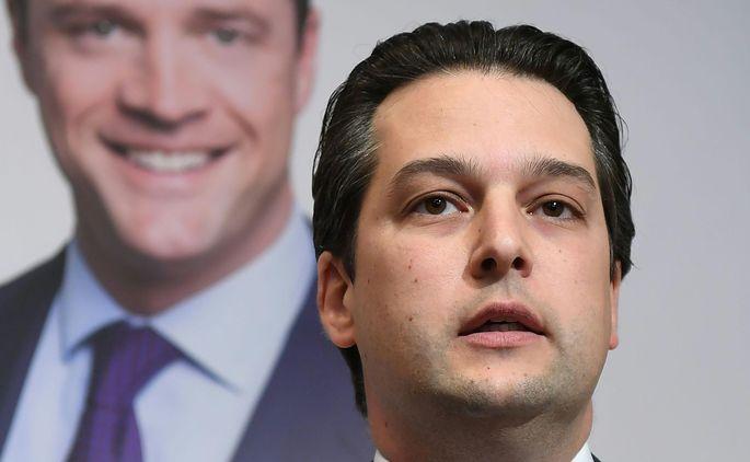 Nepp beerbt Gudenus als Wiener FPÖ-Chef.