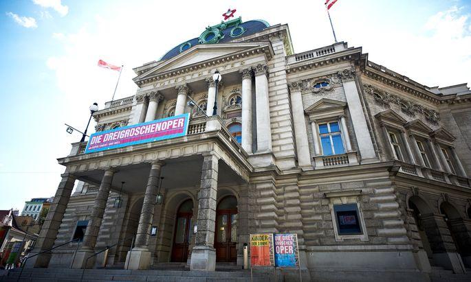 Archivbild Volkstheater