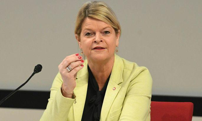 Verteidigungsministerin Klaudia Tanner (ÖVP) (Archivbild)