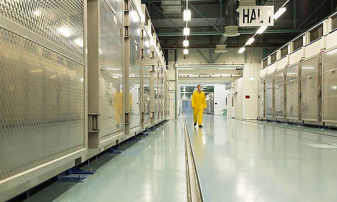 Der Iran hatte am Montag mitgeteilt, mit der umstrittenen Erhöhung seiner Urananreicherung auf 20 Prozent in der Atomanlage Fordo südlich der Hauptstadt Teheran begonnen zu haben.