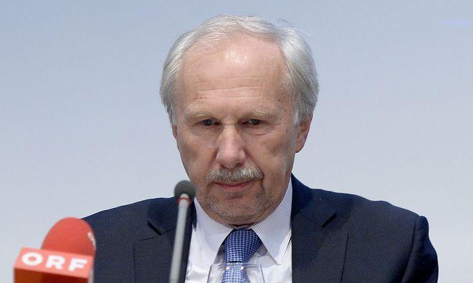 Alarmiert sei Nowotny wegen des jüngsten Kursrutsches an den globalen Aktienmärkten nicht.
