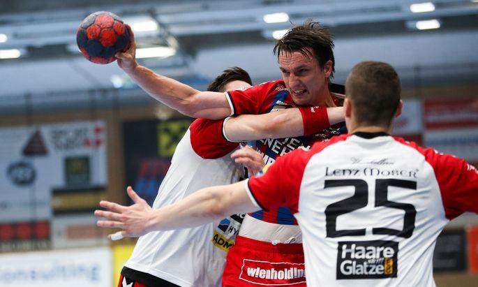HANDBALL - HLA, Margareten vs Krems
