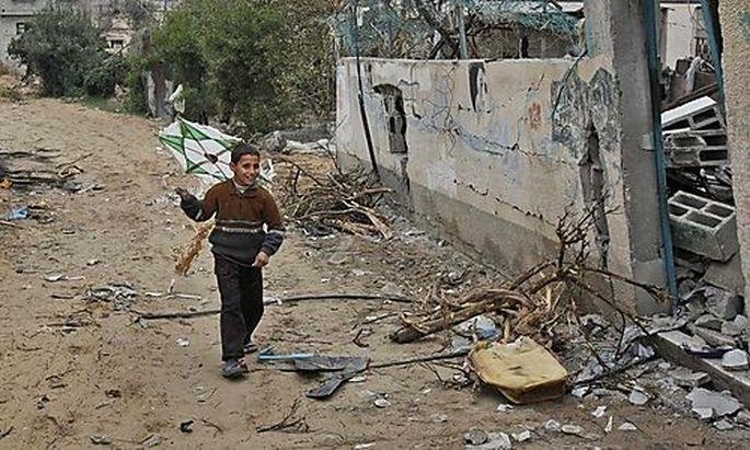 Israel zerstört EU-finanzierte Projekte