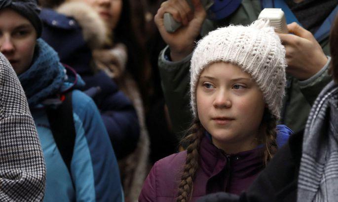 Greta Thunbergs Appell für den Klimaschutz trifft auch hierzulande einen Nerv.