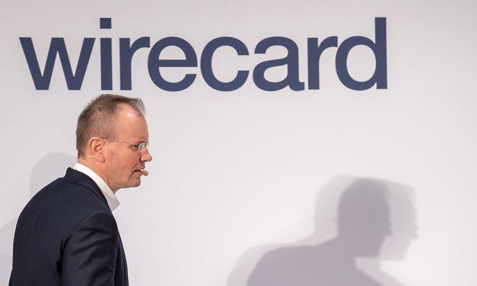 Die Herren Braun (im Bild) und Marsalek von Wirecard wurden in Regierungskanzleien und politischen Vereinen in Berlin und Wien heftigst hofiert.