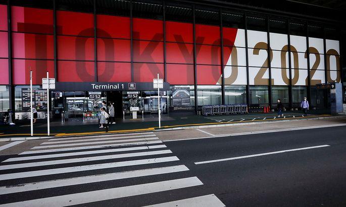Von Europhorie über die Olympischen Spiele ist in Tokio nur noch wenig zu spüren.