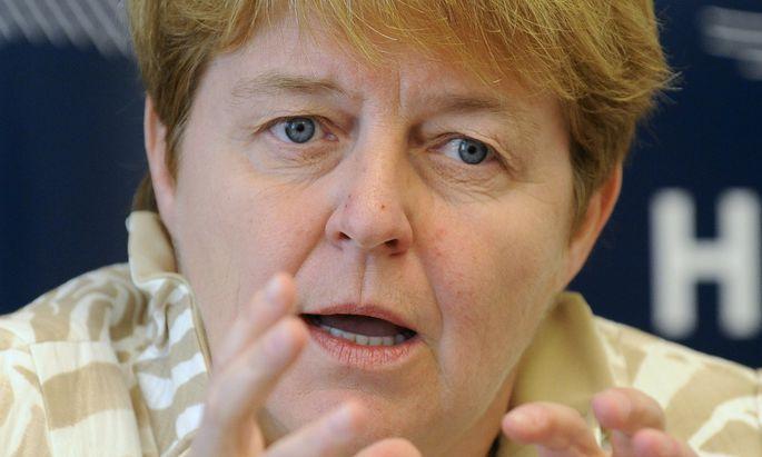 Brigitte Ederer.