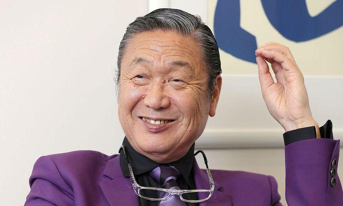 Kansai Yamamoto 2017