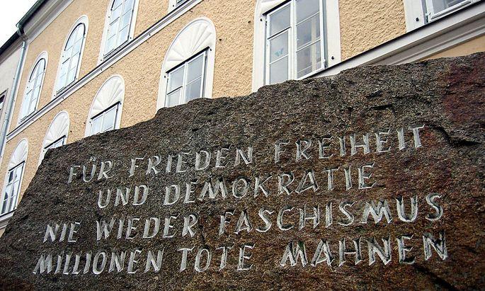 """""""Abriss des Hitler-Geburtshauses würde Verleugnung gleichkommen"""""""