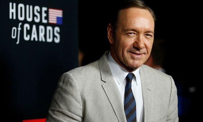 ''House of Cards''-Hauptdarsteller Kevin Spacey
