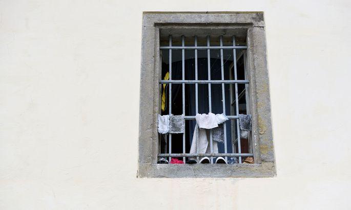 In Haft soll man nur sein, wenn andere Maßnahmen nicht ausreichen.