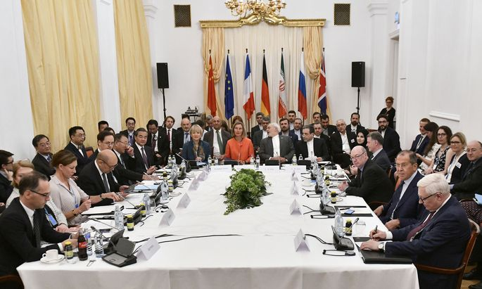 TREFFEN DER JCPOA (JOINT COMMISSION) ZUM IRAN ATOMABKOMMEN