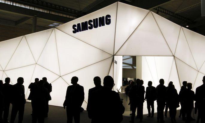 Samsung bestaetigt Galaxy Gear