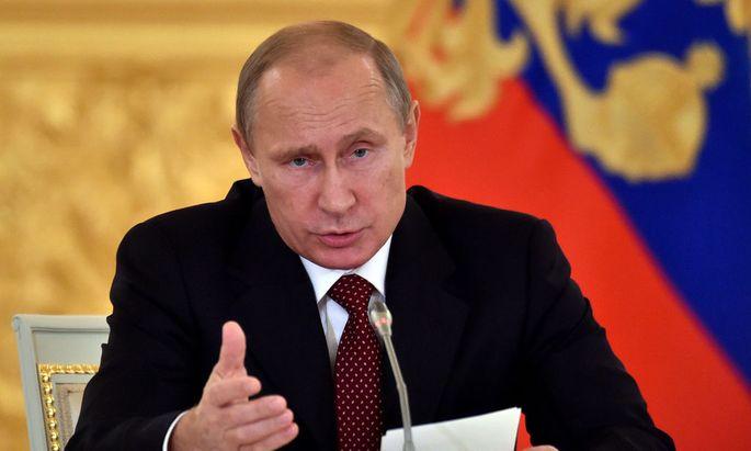 RUSSIA PUTIN HUMAN RIGHTS