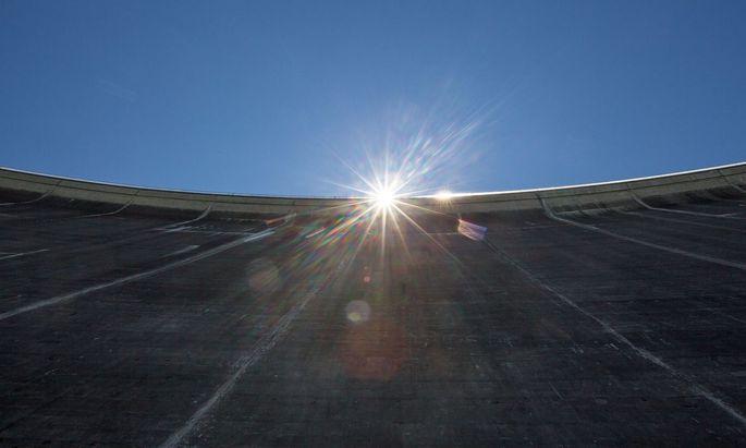 Wasserkraft liefert fast 60 Prozent der heimischen Stromproduktion.