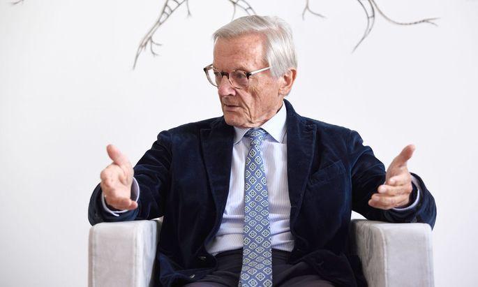 Wolfgang Schüssel, ÖVP-Bundeskanzler von 2000 bis 2006, wird am 7. Juni 75 Jahre alt.