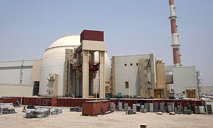 Irans Atomanlage in Bushehr