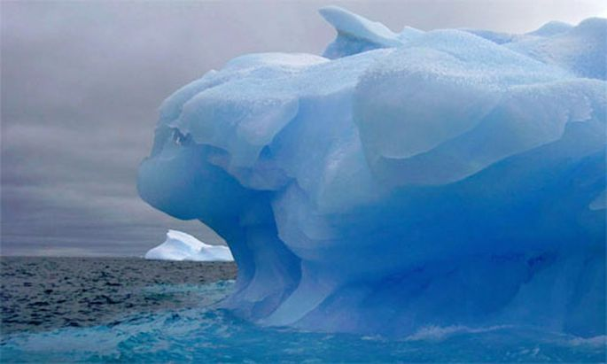 Polarforscher Atlantik Antarktis immer