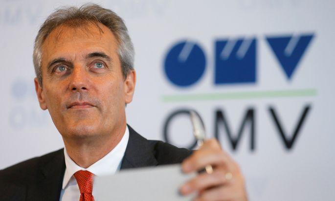 """""""Was bringt uns ein Ölfeld in einer stabilen Region, wenn ich damit kein Geld verdienen kann?"""", fragt OMV-Chef Rainer Seele."""