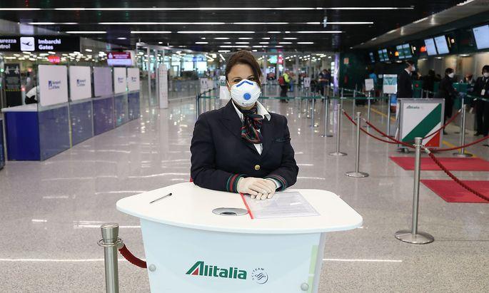 Die italienische Regierung suchte für die Alitalia lang einen Käufer – allerdings erfolglos. Nun springt sie selbst als Retter ein.