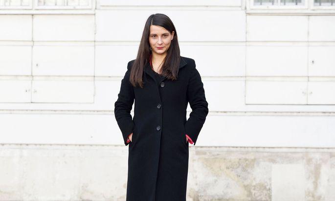 Grüne Frauenchefin Meri Disoski