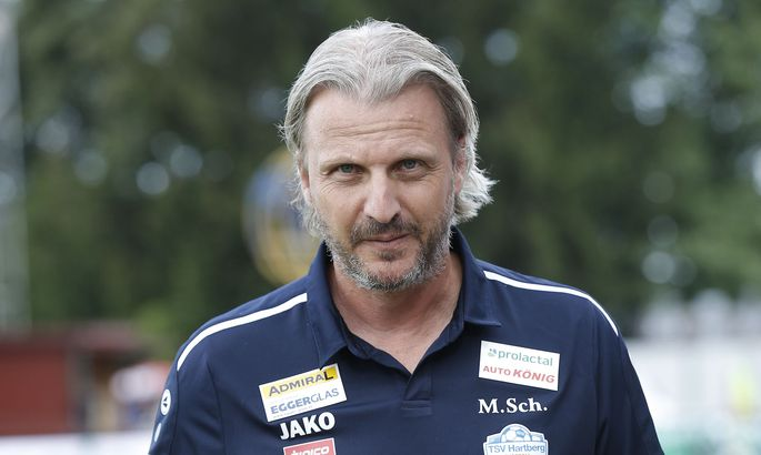 Markus Schopp hat Hartberg unter die Top sechs geführt. Folgt im Sommer der nächste Schritt?