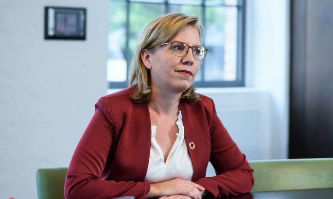 erkehrsministerin Leonore Gewessler (Grüne)