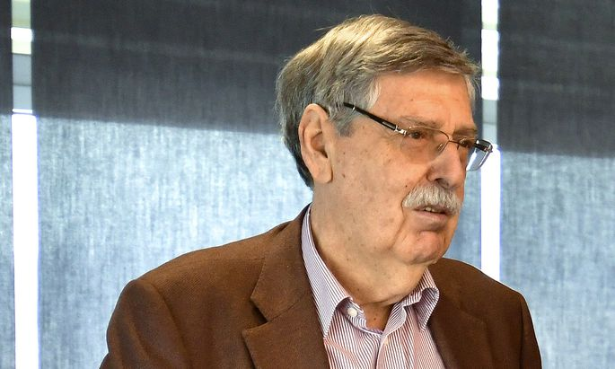 ORF-Stiftungsrat Norbert Steger.