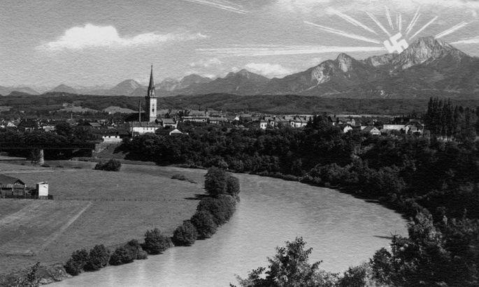 Villach unter dem Hakenkreuz: Czeitschner verarbeitet in ihrem Film auch die Geschichte ihres Großvaters, der bei den Enteignungen mitspielte.