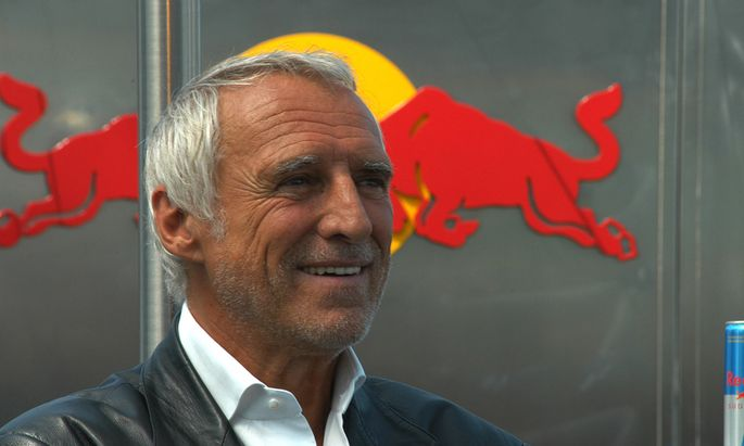 Fussball - Praesentation Red Bull Salzburg