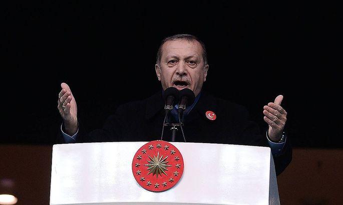 """Erdogan: Türkei befindet sich in """"neuem Unabhängigkeitskrieg"""""""