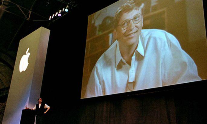 Apple Microsoft Geschichte einer