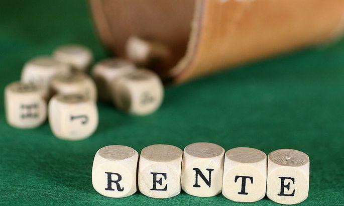 Rente - pension