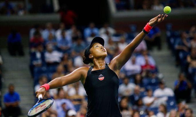 Neuer Stern am Tennishimmel: Naomi Osaka möchte sich langfristig an der Spitze etablieren.