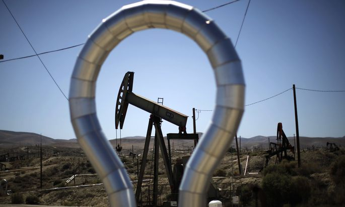 Sag mir, wo die Ölquellen sind: Den fossilen Energiekonzernen fehlt es an Finderglück und dem Geld für weitere Exploration.