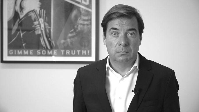 """Rainer Nowak, """"Presse""""-Chefredakteur"""