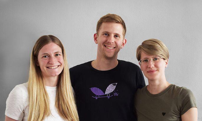 Das Schoder-Trio will Österreichern bei ihrer Arbeitnehmerveranlagung unter die Arme greifen.