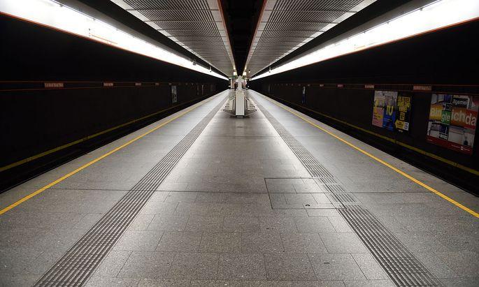 2020 verloren die Wiener Linien wegen der Corona-Pandemie rund 40 Prozent ihrer Fahrgäste.