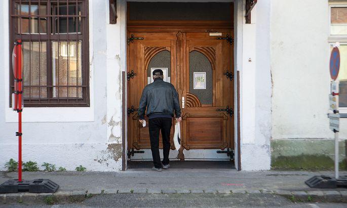 Die Tewhid-Moschee in Meidling darf ihren Betrieb wieder aufnehmen.