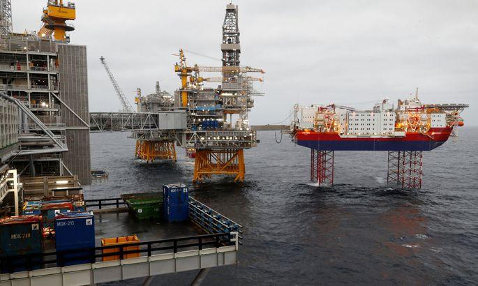 Der Ölpreis spielt zur Zeit verrückt.