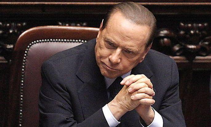 FILE ITALY GOVERNMENT BERLUSCONI