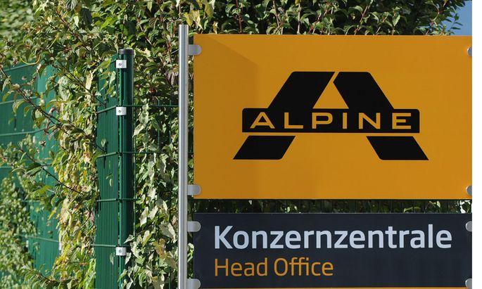 Banken wollen AlpinePleite vermeiden