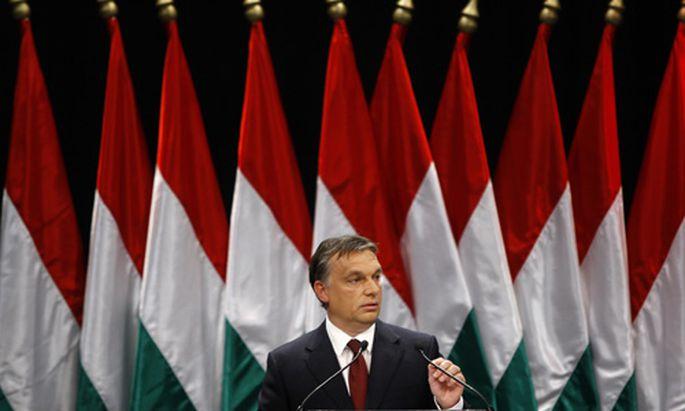 Ungarn Sparplaene Regierung loesen