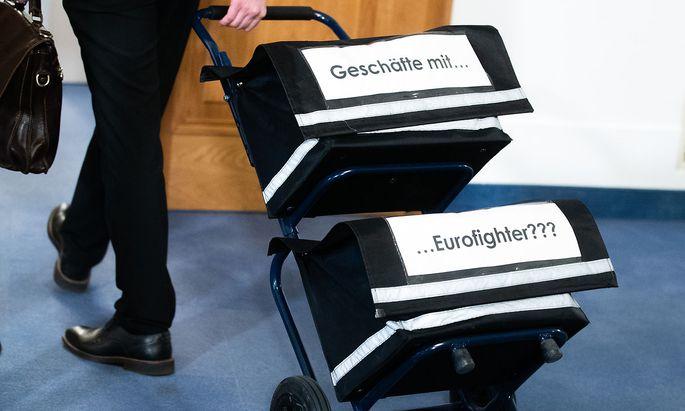 EUROFIGHTER-U-AUSSCHUSS