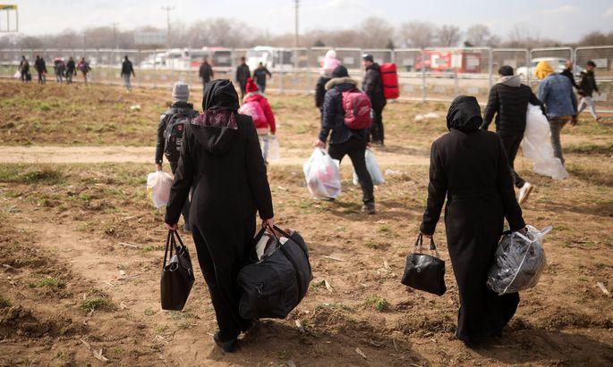Symbolbild: Flüchtlinge