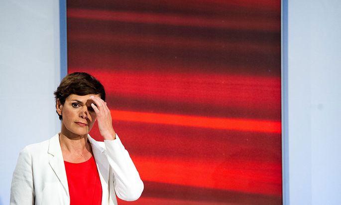 SPÖ-Chefin Pamela-Rendi Wagner ist in Bedrängnis