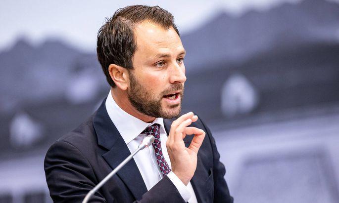 Kritisiert Tilg-Nachfolge: Georg Dornauer (SPÖ)