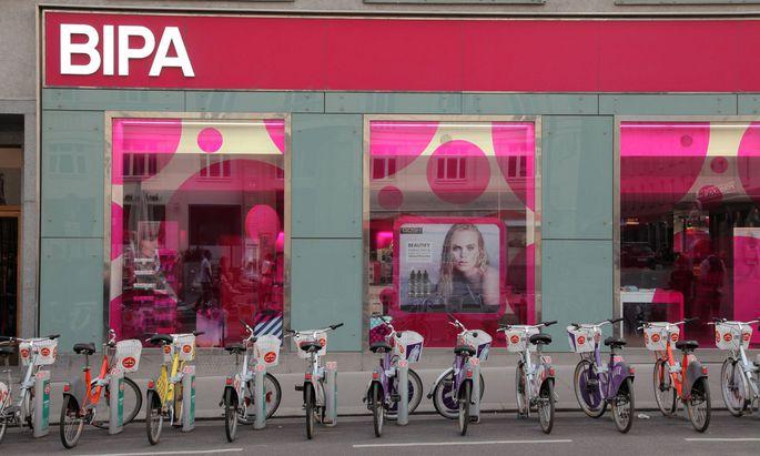 Das Bipa-Pink darf weiterstrahlen, sonst bleibt aber fast nichts beim Alten.