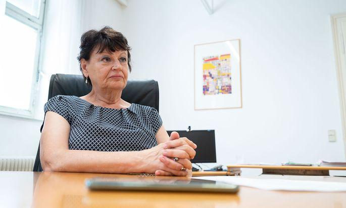 Maria-Luise Nittel leitet die Staatsanwaltschaft Wien, die größte Anklagebehörde des Landes. Die geplante Einführung eines Bundesstaatsanwaltes begrüßt sie, hält aber auch für möglich, dass in dieser Frage alles so bleibt, wie es ist.
