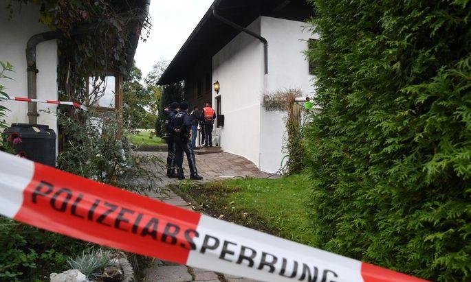 Die Polizei ermittelt in Kitzbühel